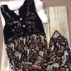 Adran Jordan maxi dress